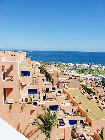 1 bedroom apartments atalaya de mojacar mojacar spain for Costa sol almeria