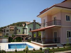 Turkey Exterior view with pool
